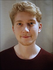 Portrait der Studentischen Hilfskraft Neumann