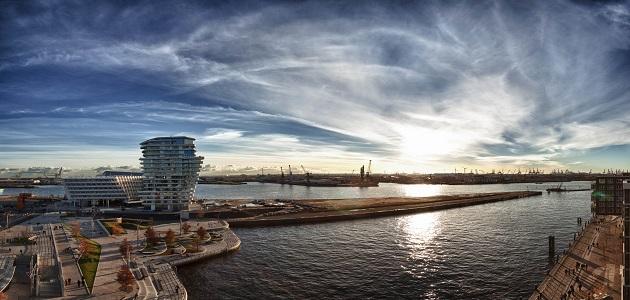 Panorma Hafen