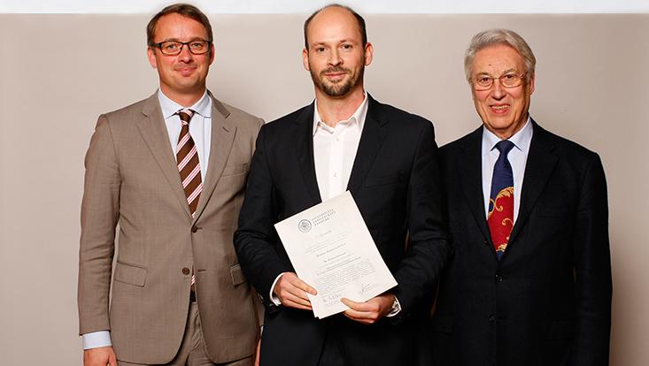 Professor Herbert Jakob-Preis 2017