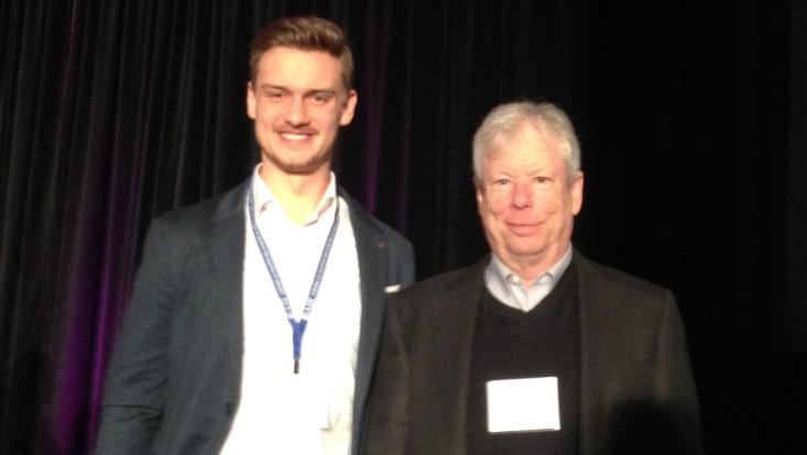 Michael Jung und Richard Thaler