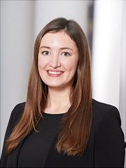 Dies ist ein Portrait von Veronika Golubinski