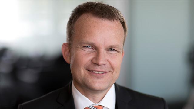 Dies ist ein Portrait von Jens Baas