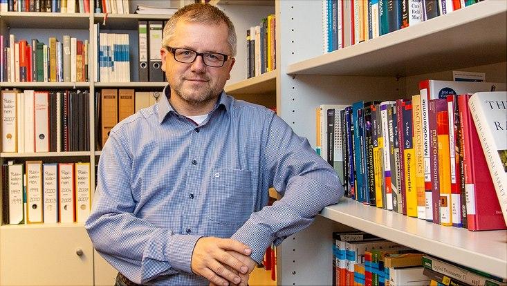 Prof. Dr. Ulrich Fritsche