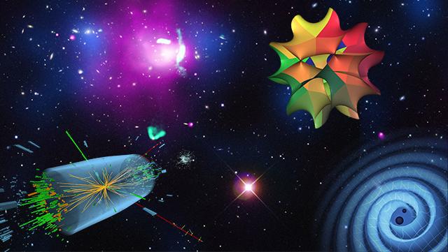 Exzellenzcluster Quantum Universe