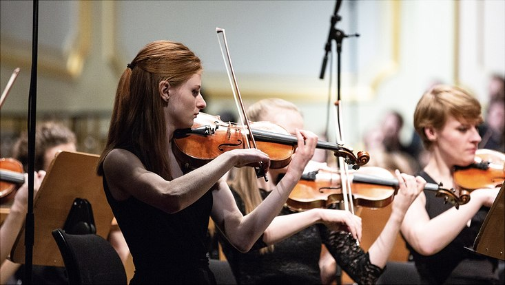 Winterkonzert 2019 der Universitätsmusik