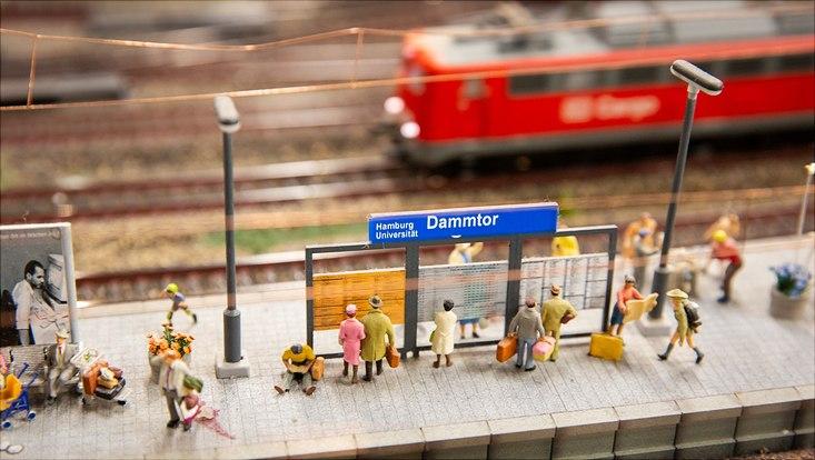 Neubenennung Bahnhof Dammtor