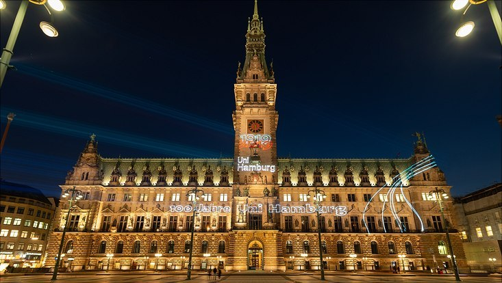 Hamburg City Hall