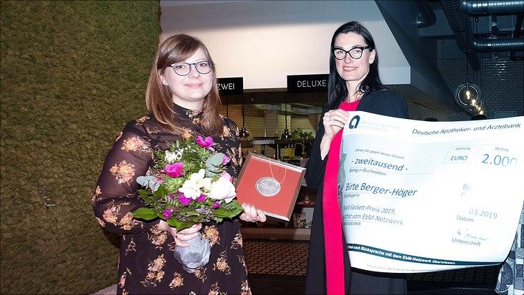 David-Sackett-Preis des Deutschen Netzwerks evidenzbasierte Medizin e.V.