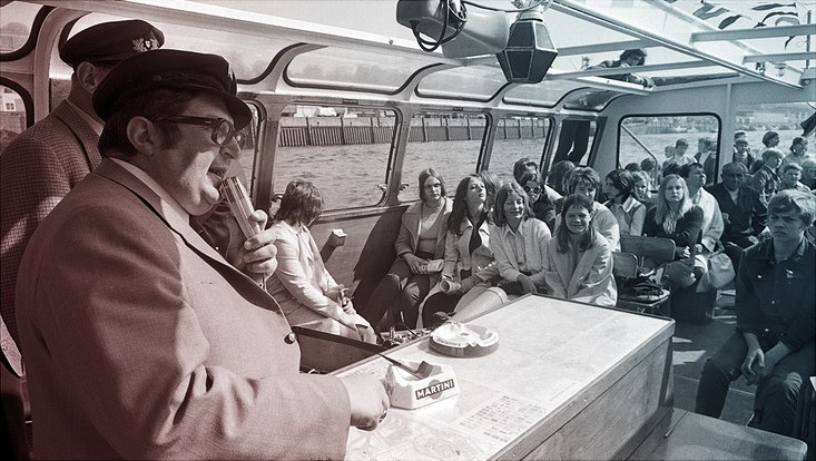 1971 Barkassenfahrt