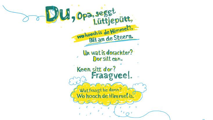 """Text aus dem Buch """"Lüttjepütt"""""""