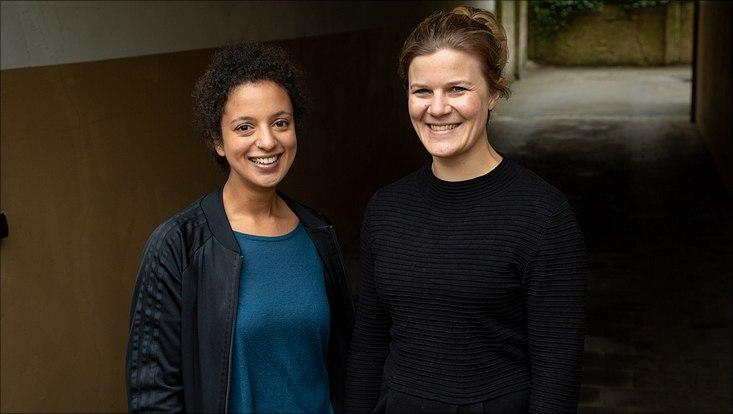 Hannah Abucar und Helene Heuser, Refugee Law Clinic Hamburg