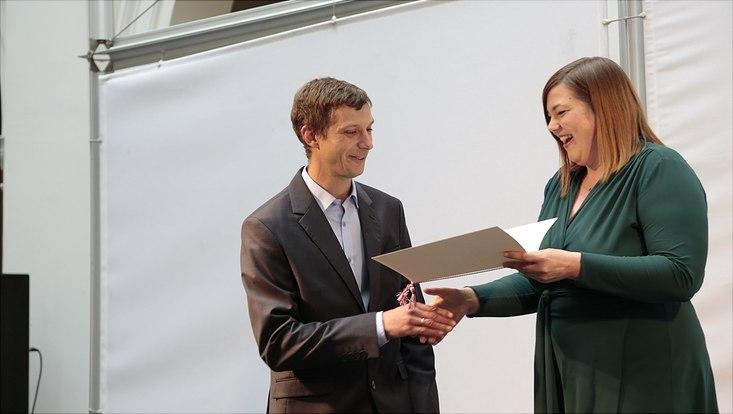 Preisträgerinnen und Preisträger beim Hamburger Lehrpreis 2019