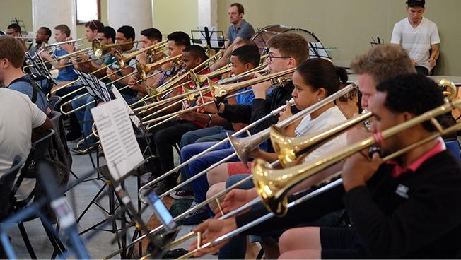 Jugendsinfonieorchester der Dominikanischen Republik