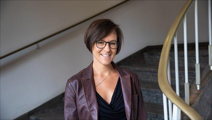 """Cornelia Springer koordiniert das Projekt """"Engagementförderung durch universitäre Lehre"""""""