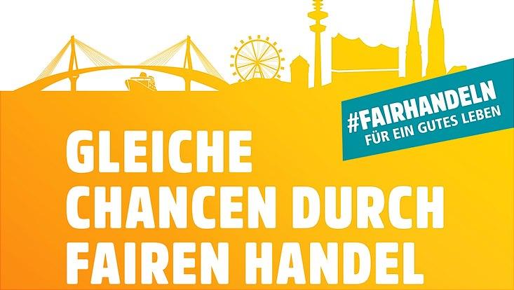Plakat Faire Woche Hamburg 2019