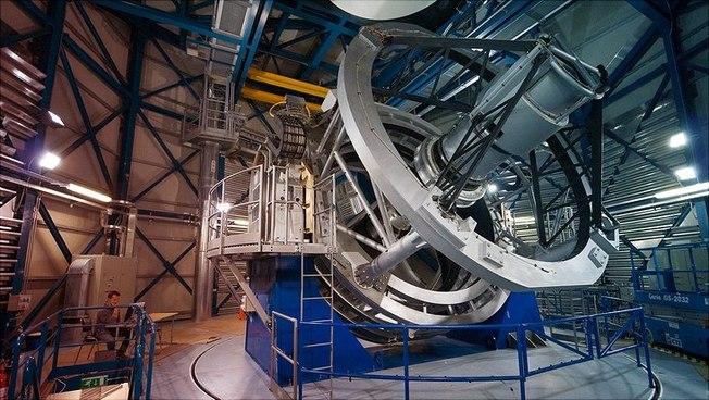 Teleskop VISTA