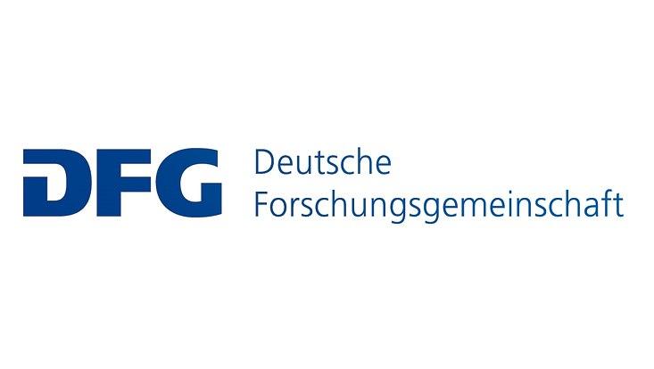 Das Logo der Deutschen Forschungsgemeinschaft
