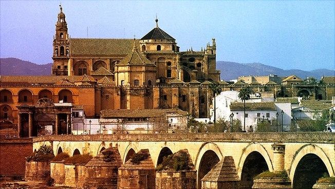 Römische Brücke über den Guadalquivir