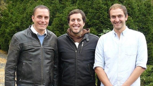 Prof. Dr. Martin Quaas, Prof. Dr. Menusch Khadjavi und Prof. Dr. Moritz Drupp (v.l. nach r.)