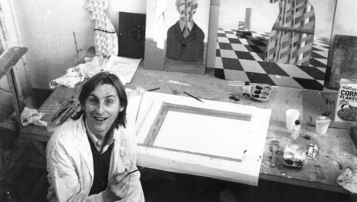 Otto Waalkes in den 70er-Jahren