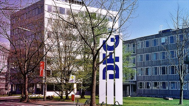 Gebäude der DFG