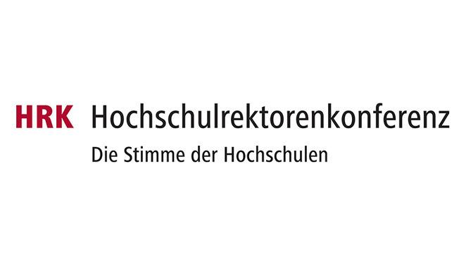 Logo der HRK
