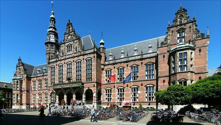 Historisches Hauptgebäude der Universität Groningen