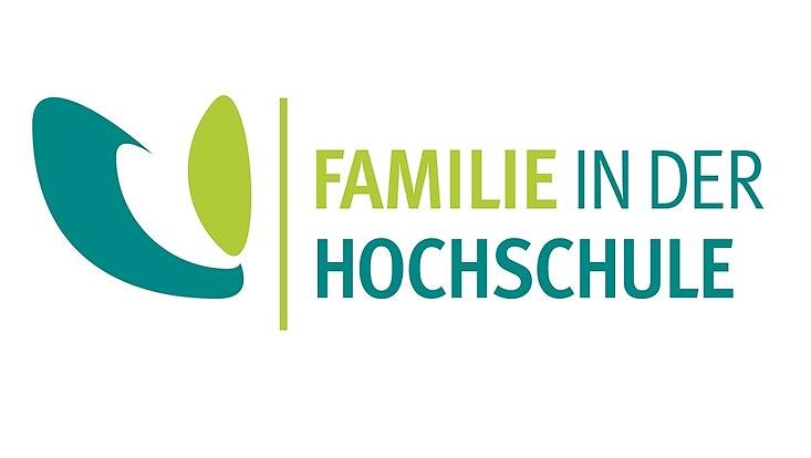 Logo Familie in der Hochschule