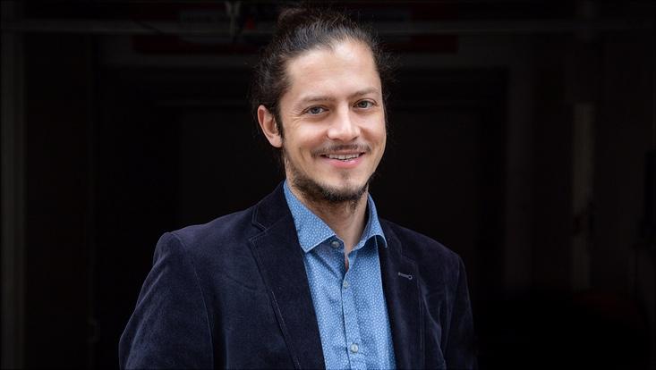 Portrait Stefan Aykut