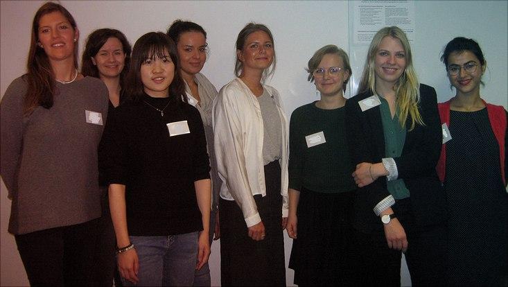 Gruppe der Mentoring-Teilnehmenden