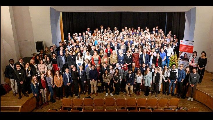 Die Deutschlandstipendiaten der Universität Hamburg 2020