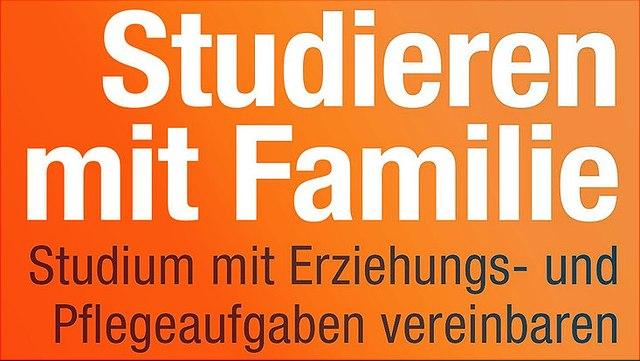 Studieren mit Familie