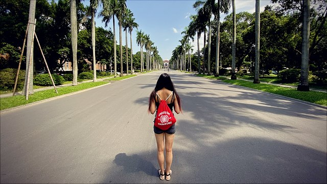 Central Student Exchange Student at NTU