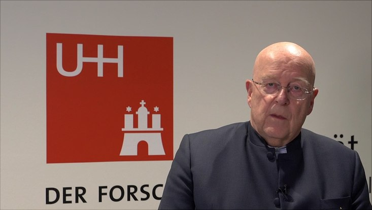 Videoansprache des Präsidenten der Universität Hamburg