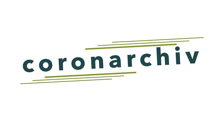 "Logo des ""coronarchiv"""