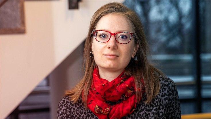Portrait Lydia Baumann