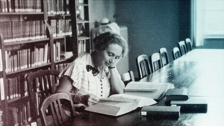 Magdalene Schoch in den 1920er-Jahren