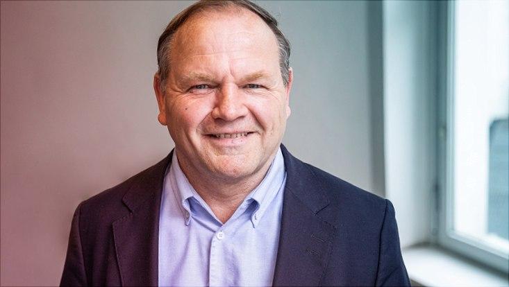 Portrait WiSo-Dekan Cord Jakobeit
