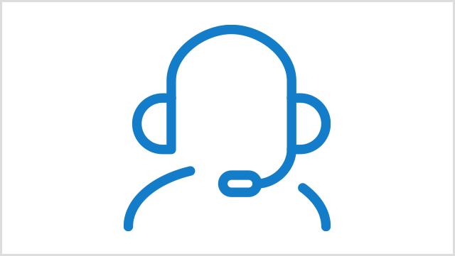 Icon, das ein Headset zeigt