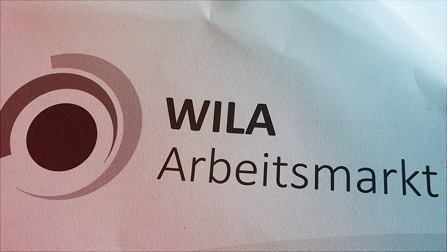 Titelblatt der Zeitschrft WiLa Arbeitsmarkt