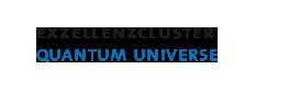 Logo des Exzellenzclusters Quantum Universe