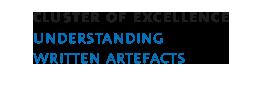 "Logo ""Understanding Written Artefacts"""