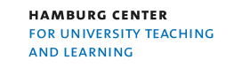 "Logo ""Hamburg Center for University Teaching and Learning"""