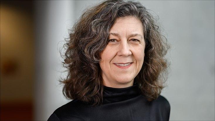 Portrait Prof. Dr. Anita Engels
