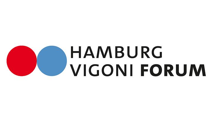 Logo for the Hamburg Vigoni Forum
