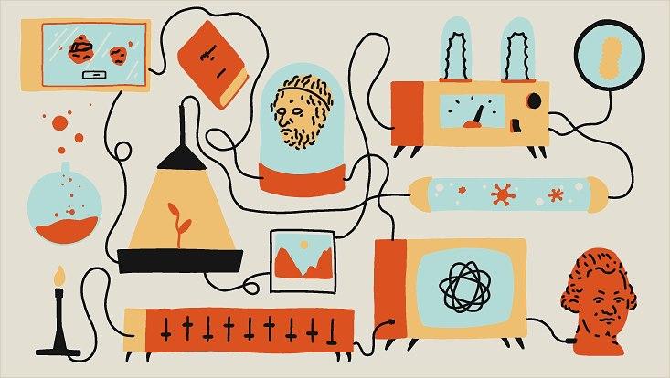 Illustration Forschungsschwerpunkte