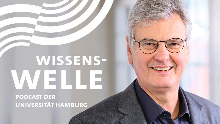 Vizepräsident und Sprecher des Exzellenzclusters Quantum Universe Prof. Dr. Jan Louis.