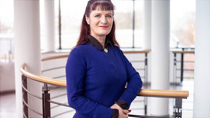 Portrait Prof. Sabine Maasen