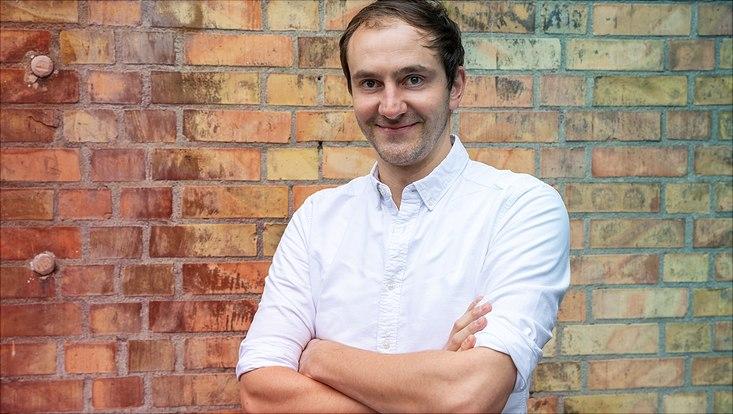 Portrait Moritz Drupp