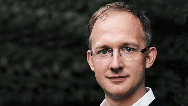 Portrait Dr. Dr. Marco Meyer